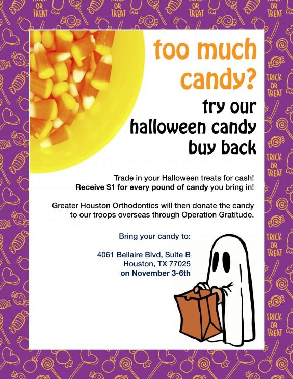 halloween handout
