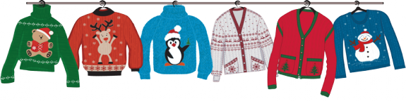 Davoody-Ugly-Sweater-Contest