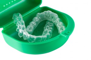 Cleaning orthodontic retainers Houston TX